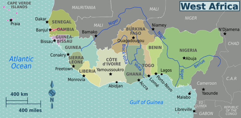 Peter Fitzgerald - http://wikitravel.org/shared/File:West_Africa_regions_map.png