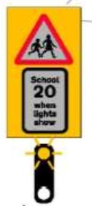 school 20mph