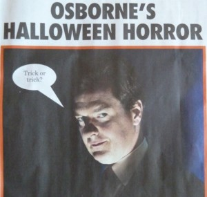 Osbourne's Halloween Horror - From The Private Eye